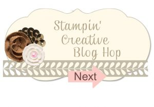 Stampin' Creative Blog Hop